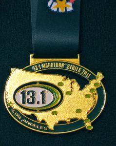 LA 13.1 Marathon