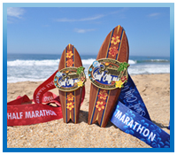 Surf CIty Medals