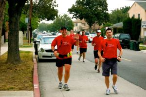 Running with T2