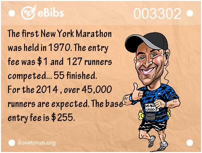 New York Marathon Fact