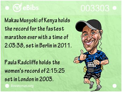Fastest Marathon Ever