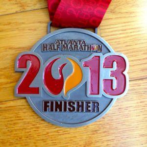 Atlanta Half Marathon Medal