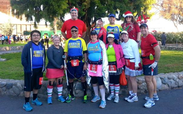 Holiday Half Fanatics