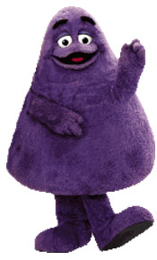 What the hell was Grimace anyway?