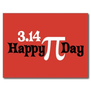 "Happy ""Pi"" Day"