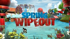 It's spring... time to Wipeout!
