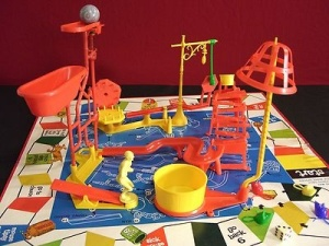 "We were living the game of ""Mousetrap."""