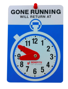 """Gone Running."""