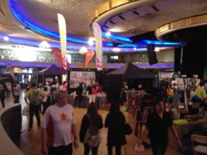 Expo in a concert hall!