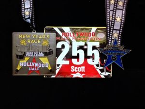 """Hollywood"" and ""Challenge"" bling!"