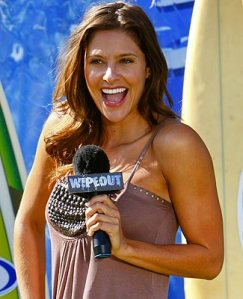 Did I mention I'd get one-on-one time with hostess Jill Wagner?