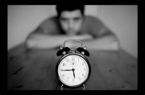 I hate to wait.