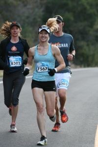 Guess I'm not the only who smiles when running.