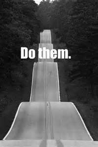 Yup, just do 'em.
