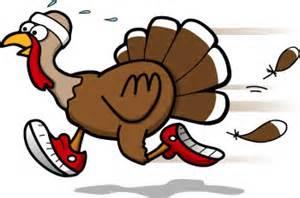 Run turkey run!