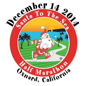 Run run Santa!