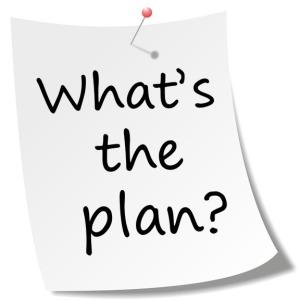 Pick a plan, any plan.