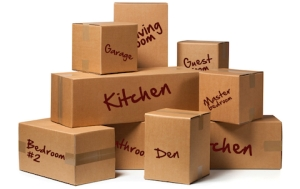 Boxes of
