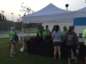 Get your registration tent on!