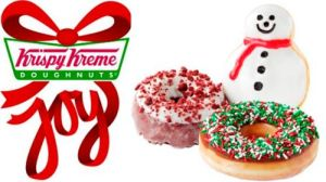 And Christmas doughnuts will be here before you know it.